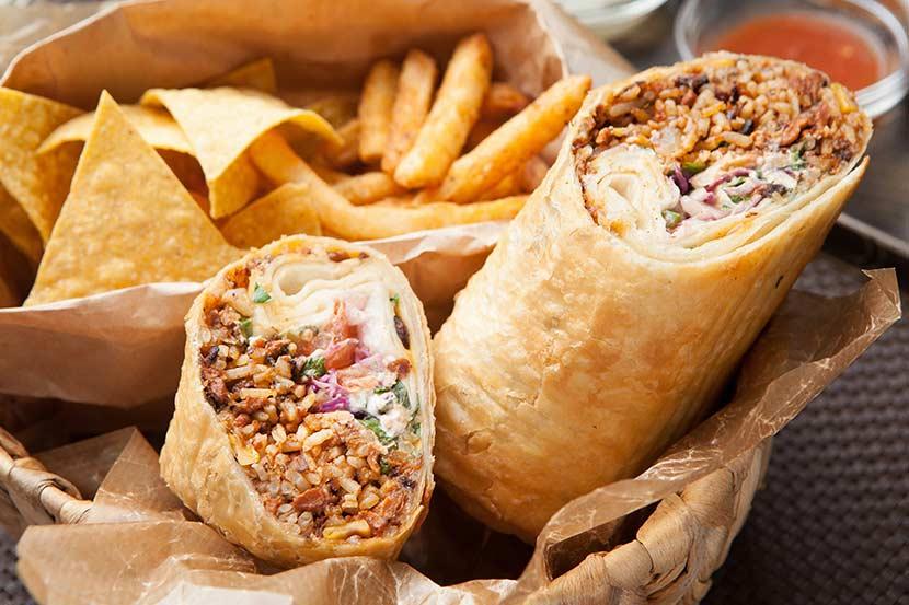 Burrito Wien