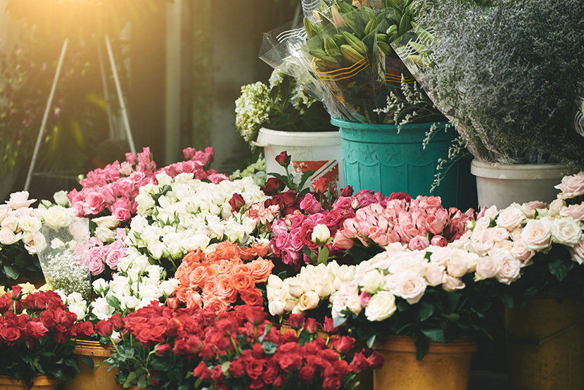 Blumengeschäfte Wien