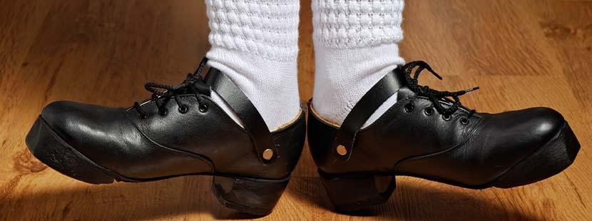 Der Sockentanz ist ein Hochzeitsbrauch aus Kanada.