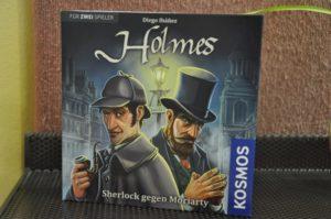 Holmes -Sherlock gegen Moriarty Spiel