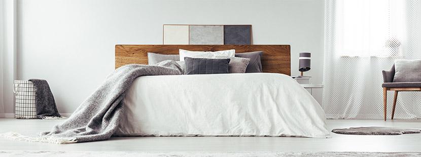 Matratze reinigen: ein sauberes, modernes Bett