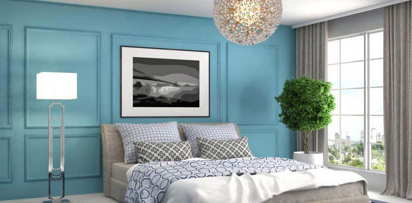 Schlafzimmer Farben! Tipps für bunte Wände - HEROLD.at