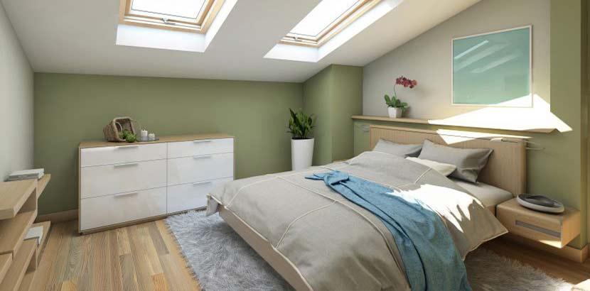 Schlafzimmer Farben Tipps Fur Bunte Wande Herold At