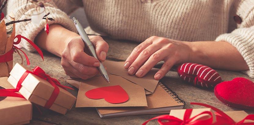 Valentinstag geschenke für frauen selber machen