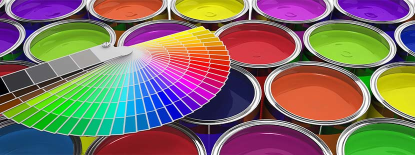 Wandlack in vielen verschiedenen Farben, Wohnen, Wände, Ratgeber