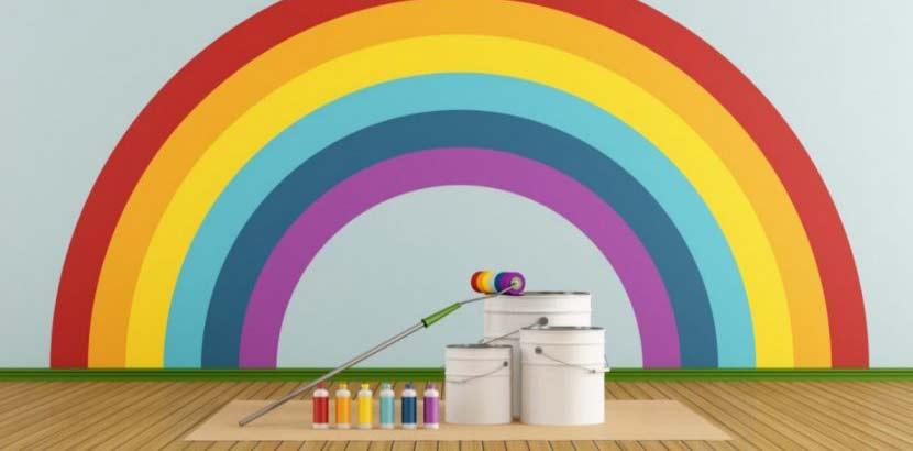 Wandlack, Wohnen, Wände, Farben, Ratgeber