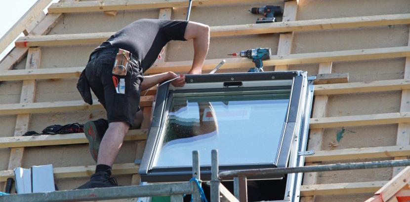 Dachfenster Kosten beim Einbau