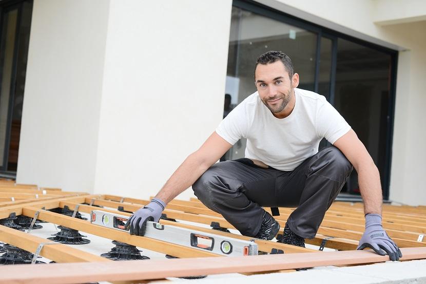 Holzpflege im Außenbereich