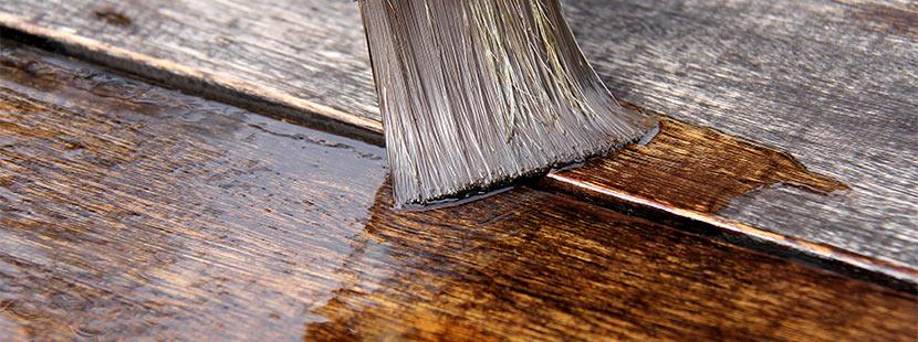 Holzpflege   Wertvolle Tipps fürs Holz streichen - HEROLD