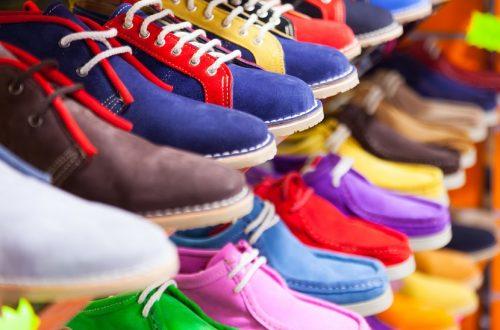 Schuhe Übergrößen