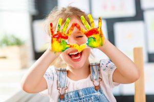 kinder kunst workshops