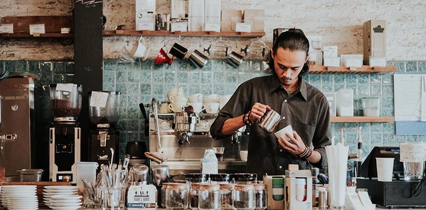Hipster Cafe Wien