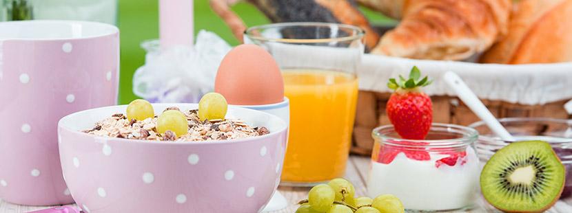 Muttertagsbrunch Wien: Ein Bild von einem Muttertagsbrunch oder Frühstück in Wien
