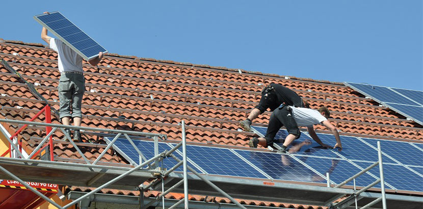 Photovoltaik Kosten für Installation