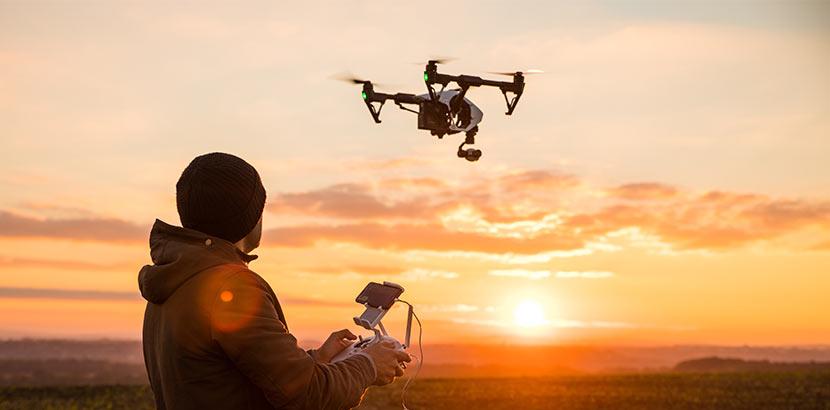 Mini-Drohne für Kinder ab 10