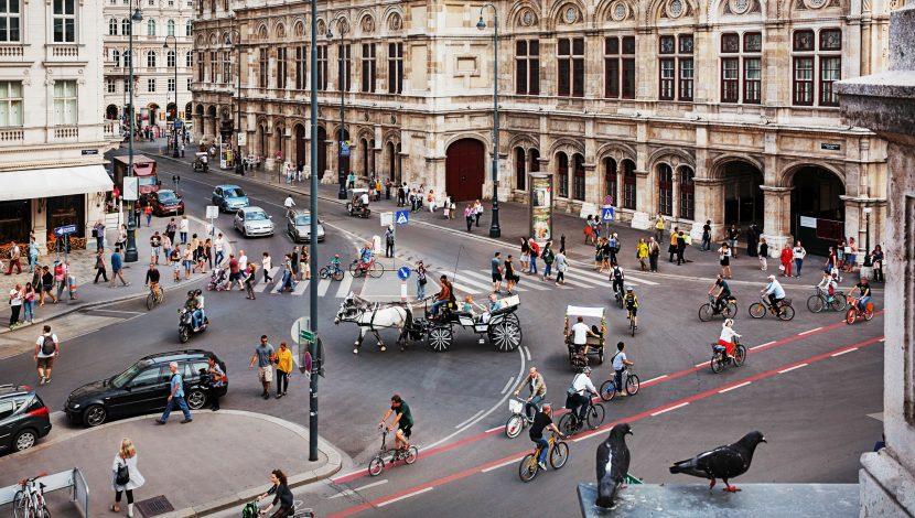 Wien gratis erleben; Wien mit wenig Geld erleben.
