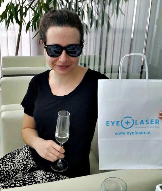 Augen Laser Femto Lasik