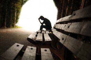 Depression, Behandlung, Psychotherapie