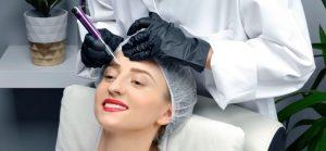 Microblading, Augenbrauen mit Permanent Make up Wien