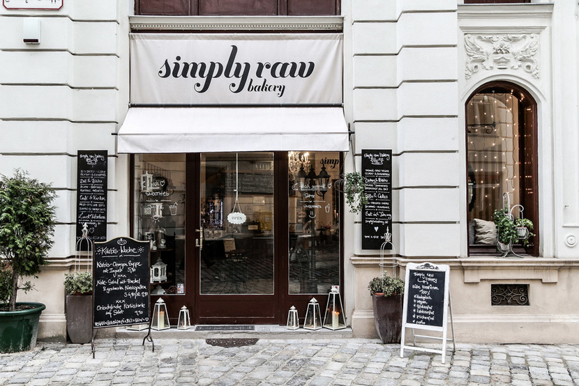 simply raw bakery, glutenfrei Frühstücken in Wien (c) Marion Svoboda