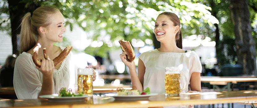 4 Gemütliche Biergärten Mitten In Wien Heroldat