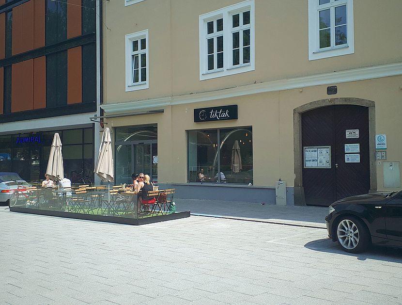 Cafés Linz