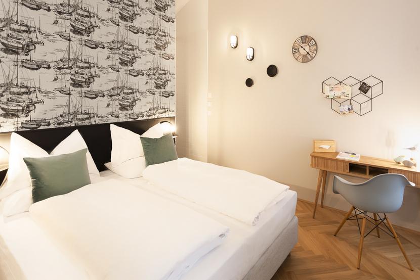 Low Budget Design Hotels Der Bootsbauer, das neue Grätzel Hotel in Neubau, Bild (c) missionINGE.com - Hotel - Food - Fotografie - Gerald Berghammer - Ina Forstinger - Wien