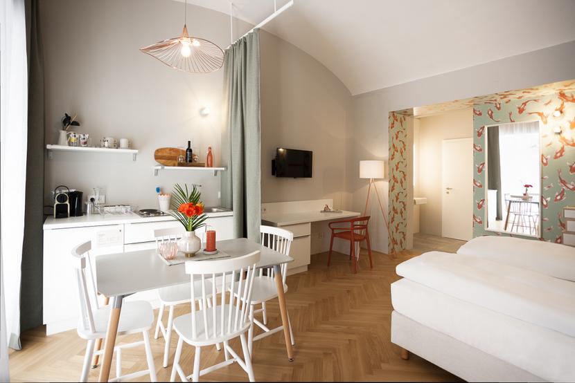 Low Budget Design Hotels Die Fischhändlerin, neues Grätzelhotel, Bild (c) missionINGE.com - Hotel - Food - Fotografie - Gerald Berghammer - Ina Forstinger - Wien