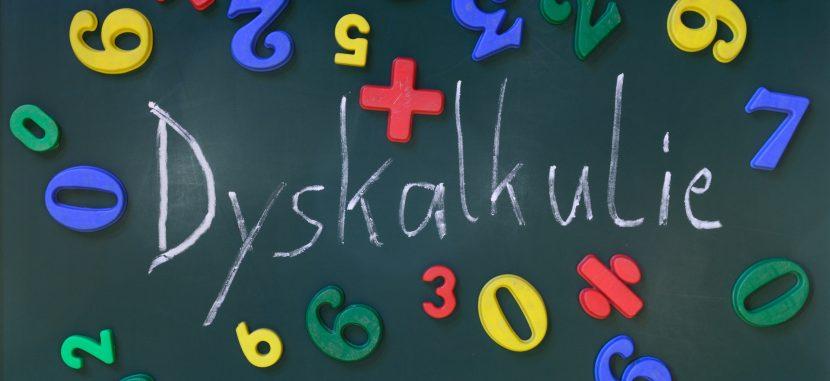 Dyskalkulie bzw Rechenschwäche kann für Kinder eine große Belastung sein.