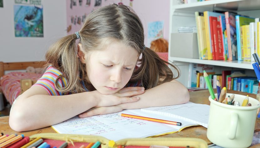 Dyskalkulie, eine Rechenschwäche, die bei Kindern und Erwachsenen auftritt