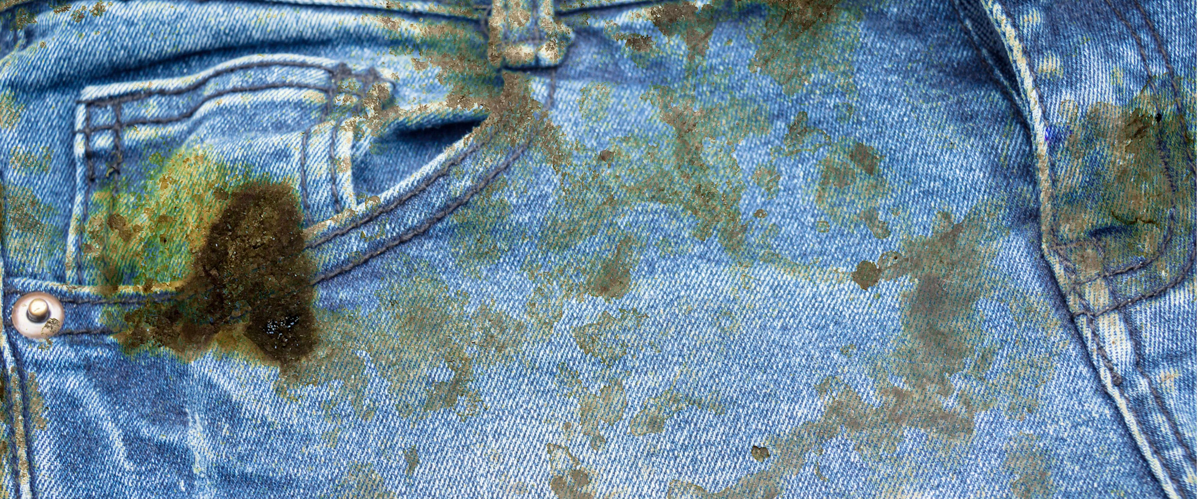 Textilien sperma auf Spermaflecken entfernen
