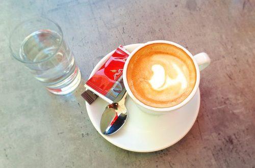 Melange bei unserer Suche nach außergewöhnlichen Cafés in Linz
