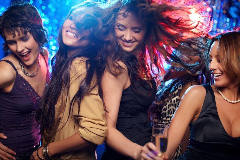 Samstagabend Tanzen