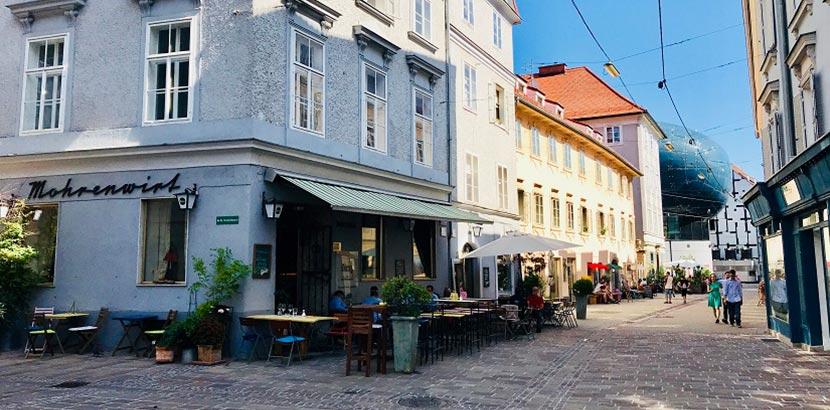 Schnitzel Graz