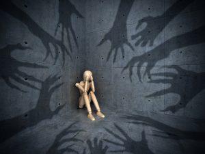 Symptome einer Angststörung