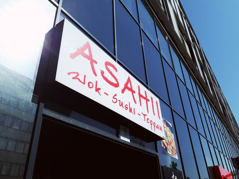 Sushi in Linz