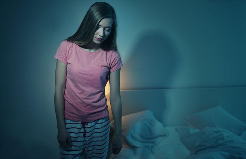 Schlafwandeln