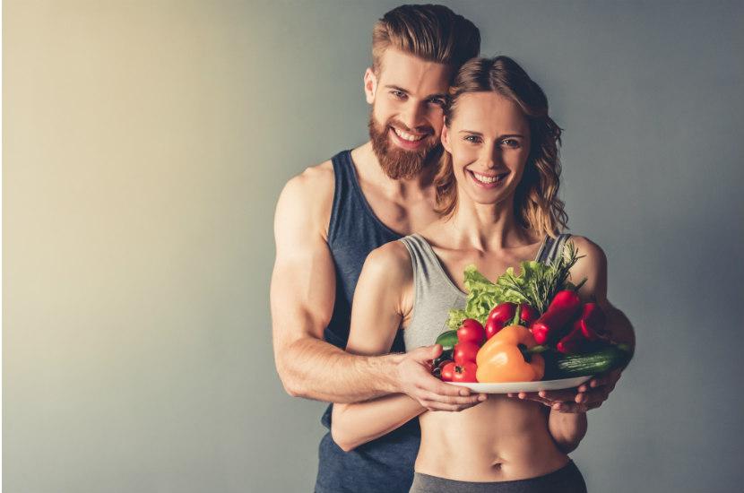 Basische Ernährung aus Obst und Gemüse
