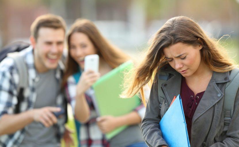 Cybermobbing, Opfer von Online Mobbing