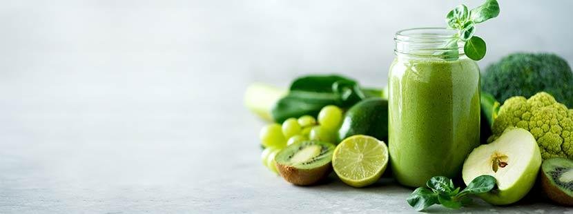 Bild von entzündungshemmenden Lebensmitteln gegen Psoriasis.