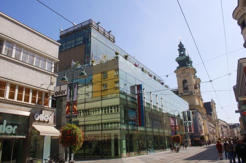 Restaurant mit Aussicht Linz