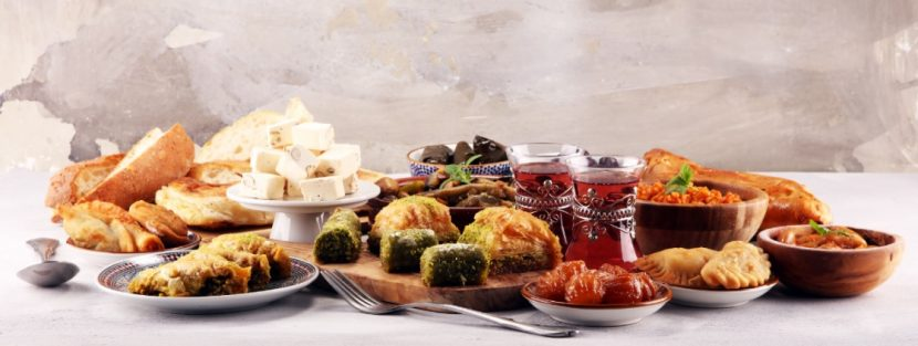 Tuerkisch essen in Wien und Oesterreich. Die besten türkischen Lokale.