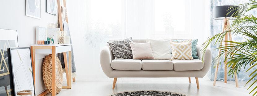 Sofa Reinigen Flecken Entfernen Mit Natron Und Dampf Heroldat