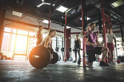 Fitnessstudio Linz