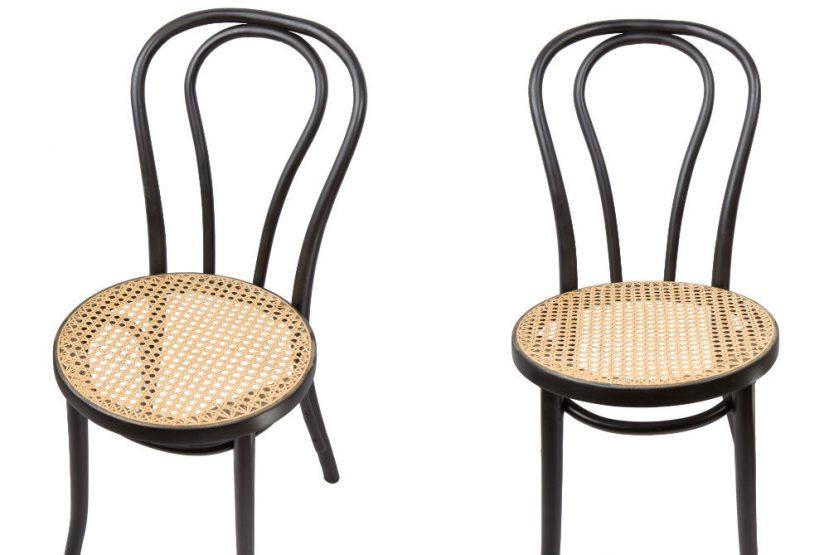 Thonet Stuhl aus Buchenholz