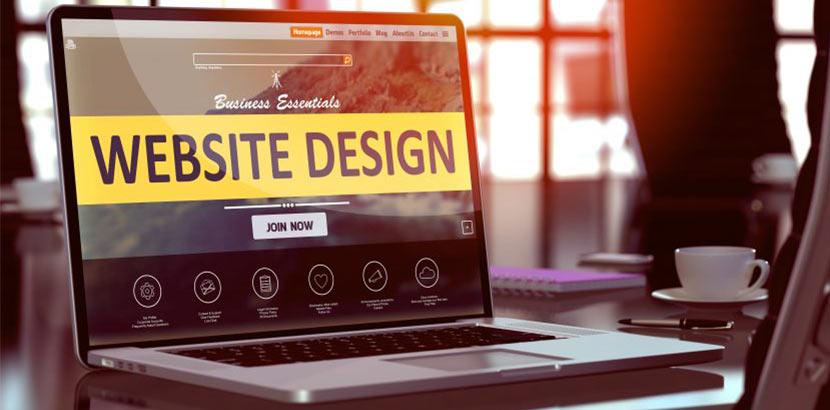 preiswerte Unternehmenswebsite