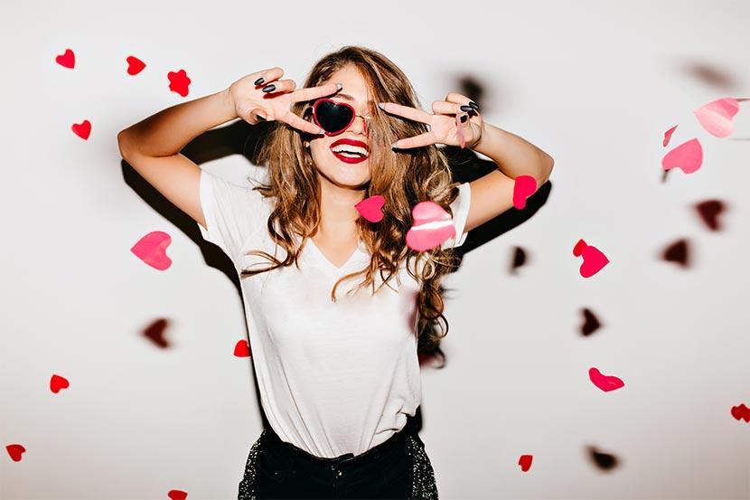 valentinstag single