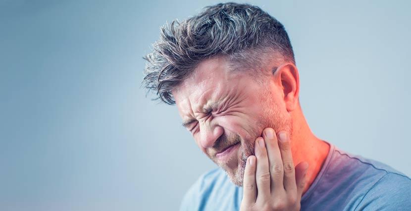 Speichelstein Schmerzen
