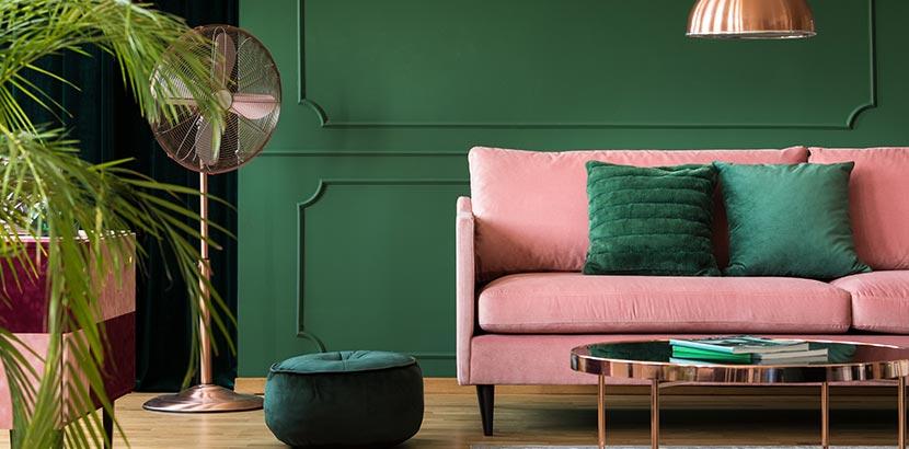 Wandfarben Ideen