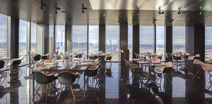 Wien Restaurants mit Aussicht